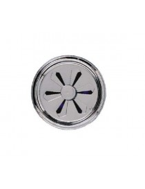 GRILL ADJUSTABLE BRASS BUTTON