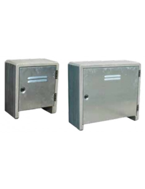 NICHE FOR GAS METERS ENEL horizontal