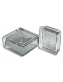 Glass block CUP cm 19 X 19 X 7