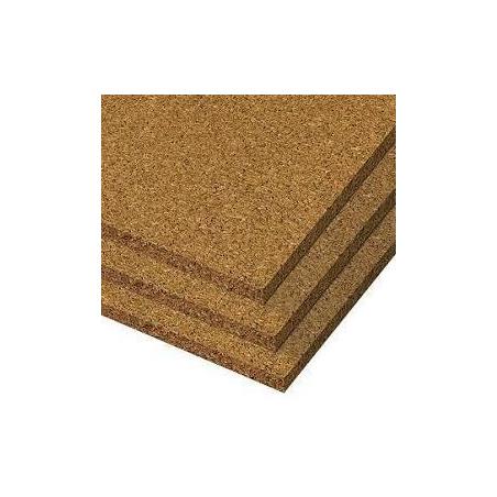 CORK PANELS CM 50X100 thickness 1 dens. 300