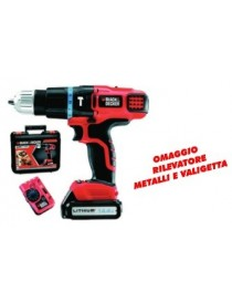 DRILL SCREWDRIVER WITH HAMMER LITHIUM BATTERY 14.4
