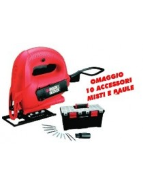JIGSAW 520W BLACK & DECKER
