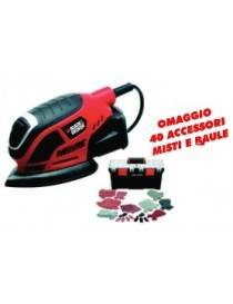 PALM SANDER 55W BLACK & DECKER