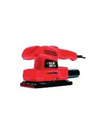 ORBITAL SANDER 135W BLACK & DECKER