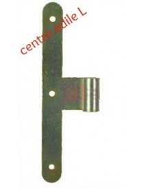STEEL TI BRACKET for  BLIND 20X3 d. 10