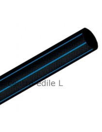POLYETHYLENE PIPE FOR DRINKING WATER 10 meters PN 12.5