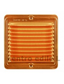 VENTILATION GRILLE FROM COPPER STAND