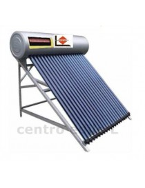 SOLAR THERMAL NATURAL CIRCULATION with copper heat exchanger