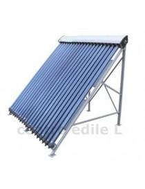 COLLECTOR SOLAR THERMAL HEAT PIPE panel