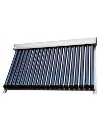 COLLECTOR SOLAR THERMAL HEAT PIPE for balconies