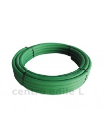 COPPER PIPE INSULATED ISO 373 in ROLLS