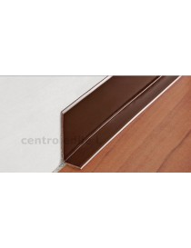 SKIRTING in PVC foam height 70 mm in 16 finishes