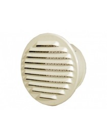 GRID VENTILATION ALUMINIUM WHITE FAN