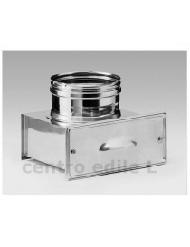 STAINLESS STEEL CHIMNEY ash tray