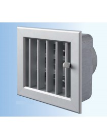 ADJUSTABLE ALUMINIUM VENTILATION GRID