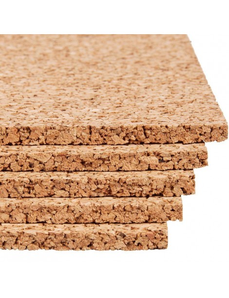 CORK PANELS CM 50X100 thickness 3