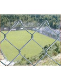 galvanized net Jersey 50 x 75 mm