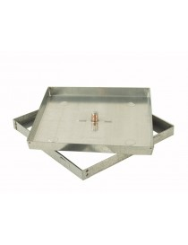 SEAL MANHOLE DOOR FLOOR galvanized steel h. cm 3