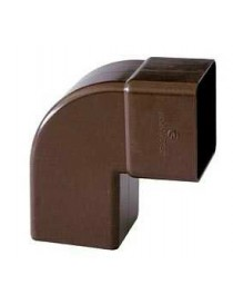 CLOSED CURVE FRAMEWORK IN BROWN AND GRAY PVC