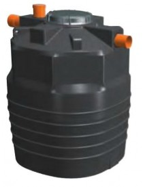 Imhoff tank - SEPTIC - BIOLOGICAL - POLYETHYLENE
