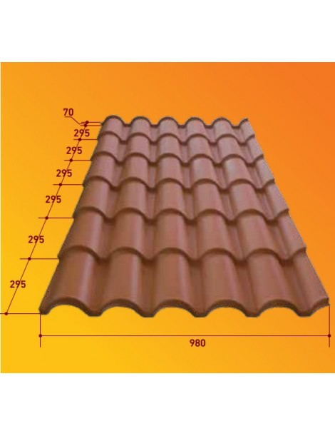 CAPPELLOTTO FOR STEEL PANELS