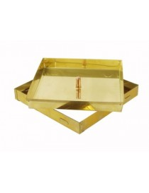 Brass GROUND COVER h. 3 cm